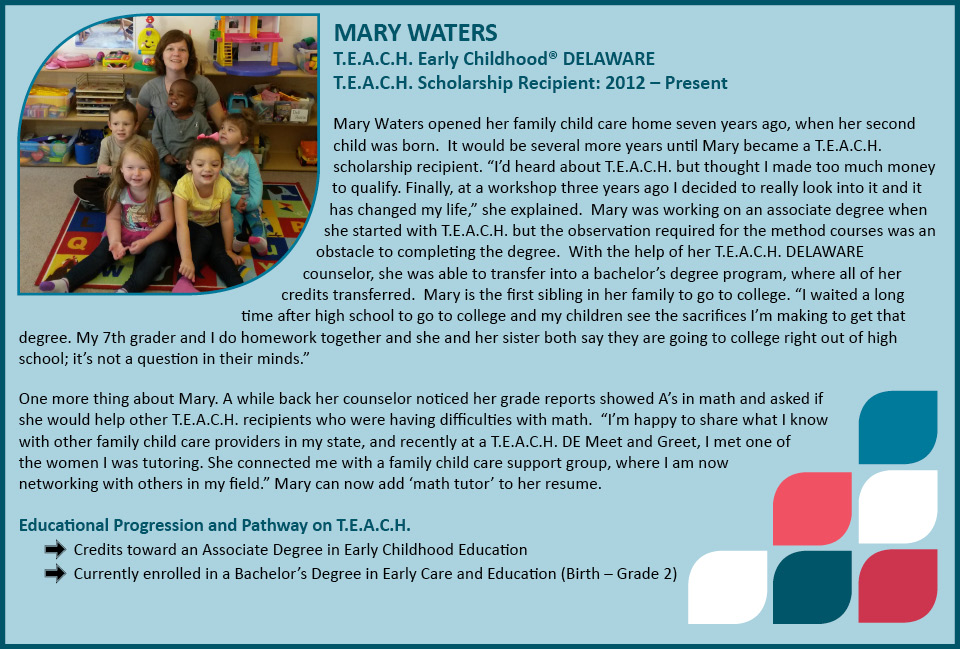 Mary Waters Profile