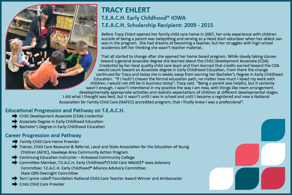 Tracy Ehlert Profile