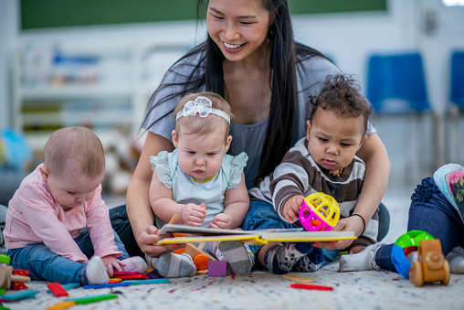 Retaining Educated Early Childhood Educators: A Policy Brief