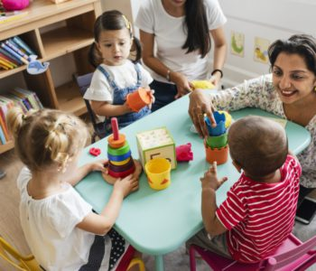 Strengthening the Early Learning Workforce: Exciting Opportunities are Within Reach